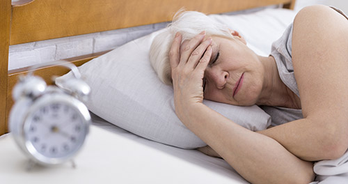 Identifying and Addressing Common Sleep Problems in Seniors in Bethlehem, GA